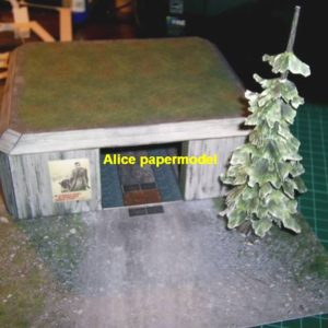WW2 WWII France D DAY Normandy artillery cannon base bunker banner fortress fort gun turret abandon ruin battlefield warzone DC Marvel Avengers Military Soldiers Soldier model scene diorama base models kit on for sale store shop