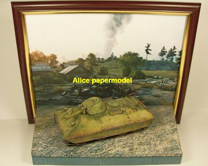 WWII tank battle city factory village fighting war warzone battlefield building scene ruin abandon Military Soldiers model diorama Scenery base models kit on for sale store shop