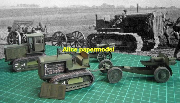 tractor bulldozer artillery cannon truck Armored vehicle tank battlefield war zone warzone building scene abandon ruin Military Soldiers Soldier model diorama Scenery base models kit on for sale store shop