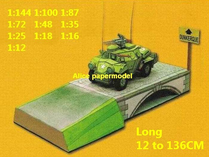 WWII WW2 UK Humber MkI Scout tank MBT truck armored vehicle vehicles car military big large scale size car model models soldiers soldier scene on for sale shop store