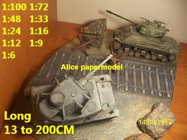 ruin abandon railway track WW2 WWII USSR Russia VS German Armoured train tank battle city fighting war warzone battlefield building scene Military Soldiers model diorama Scenery base models kit on for sale store shop