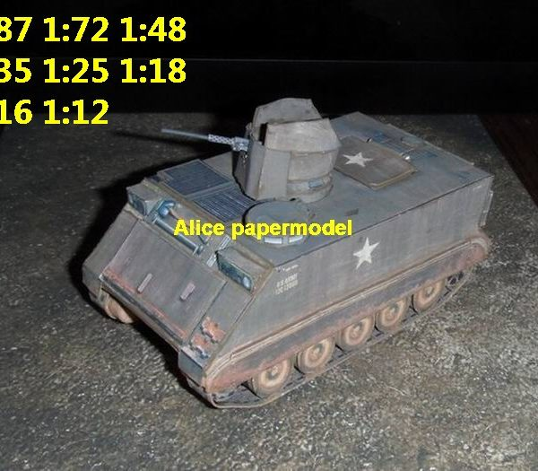 US USA M-113 M113 Armored vehicle vehicles tank abandon ruin battlefield  warzone Military Soldiers Soldier model scene diorama base models kit on  for
