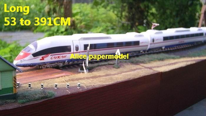 Future prototype Jet engine SCFI high speed locomotive train Passenger waggon wagon diesel subway rail big large size car model models soldiers soldier railway station scene on for sale shop store