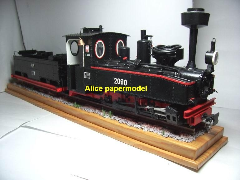 steam train locomotive Passenger waggon wagon rail Electric vintage subway tram big large size car model models soldier soldiers railway station scene on for sale shop store