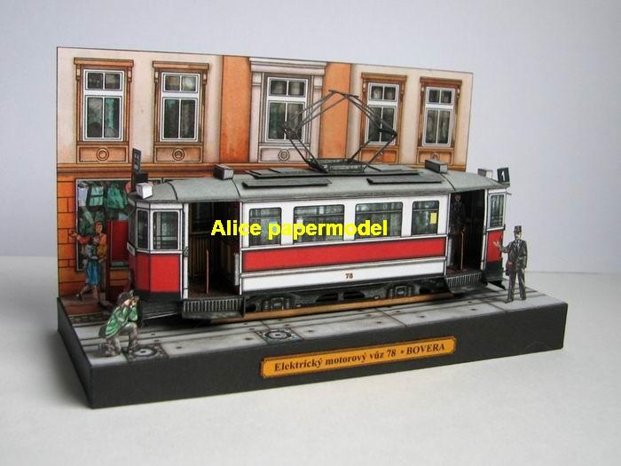 Europe EU old tram trolley bus railway station scene car locomotive train Steam Passenger wagon waggon diesel subway rail big large size car model models soldiers soldier on for sale shop store