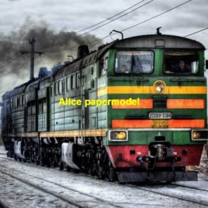 Steam train locomotive Passenger waggon wagon diesel subway rail big large size car model models soldiers soldier railway station scene on for sale shop store