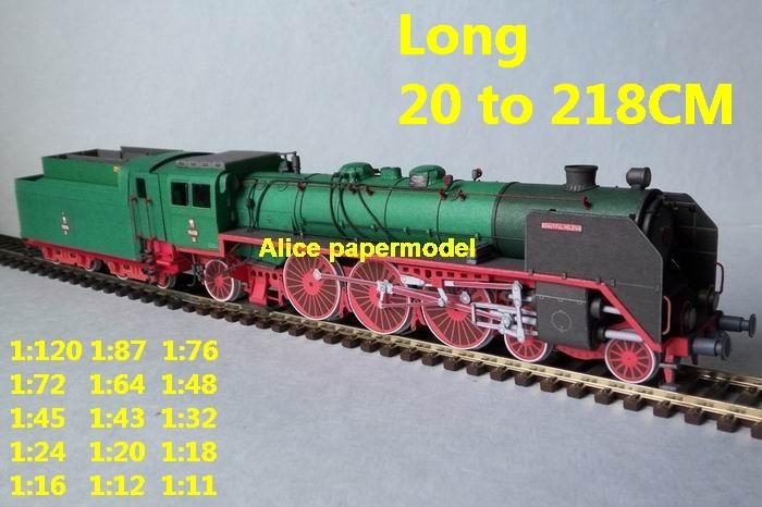 Steam train locomotive Passenger waggon wagon subway High speed rail big large size car model models soldier soldiers railway station scene on for sale shop store