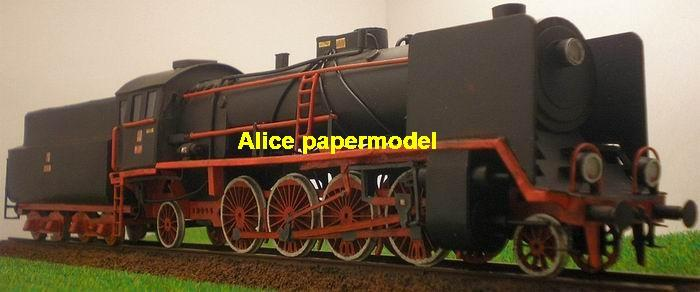 black Steam locomotive train Passenger waggon wagon subway High speed rail big large size car model models soldier soldiers railway station scene on for sale shop store