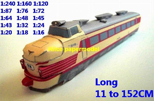 Passenger wagon subway Shinkansen tram JR train underground railway diesel rail Express large big size car models model soldiers soldier railway station scene on for sale shop store