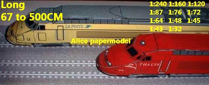 Europe LA POSTE high speed tgv Passenger Maglev wagon tram train subway Shinkansen JR underground railway station rail big large size car models model soldiers soldier scene on for sale shop store