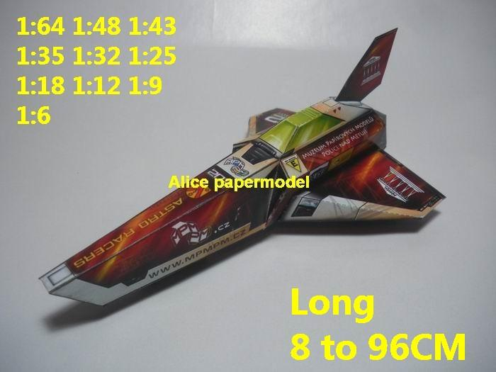 SCFI Future planet Flying rocket car concept prototype car Space shuttle plane alien UFO invade starfighter cruiser fighter big large scale size models model on for sale shop store