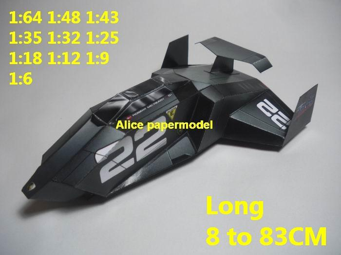 SCFI Future Lamborghini Flying car Lambo prototype concept car Space shuttle plane rocket alien UFO invade starfighter cruiser fighter big large scale size models model on for sale shop store