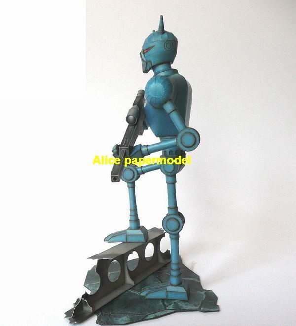 SCFI Future Gladiator machine robot big large scale size models model on for sale shop store