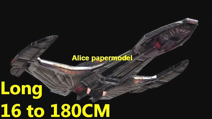 SCFI Klingon starfighter startrek cosmos universe starship starwar starwars fighter big large scale size models model on for sale shop store
