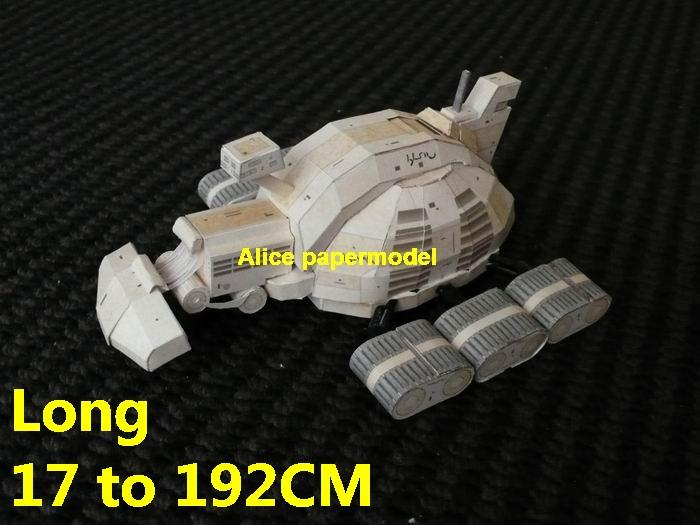 SCFI planet engineer machine truck Moon Spice Harvester Mars Lunar rover armoured armored vehicle big large size car models model soldiers soldier scene on for sale shop store