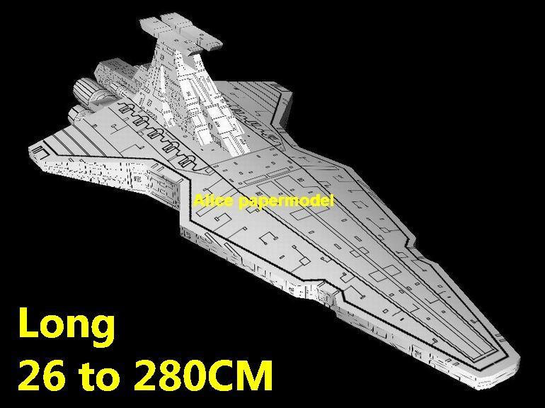 SCFI starwar starwars Republic Star Destroyer StarDestroyer starfighter cosmos universe startrek starship fighter big large scale size models model on for sale shop store